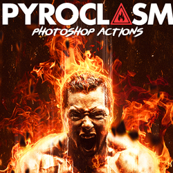 Best Fire Effects Photoshop Actions That You Must Have psd-dude.com Resources