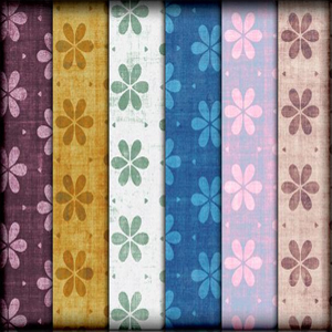<span class='searchHighlight'>Flower</span> Patterns for Free Photoshop Use | PSDDude psd-dude.com Resources