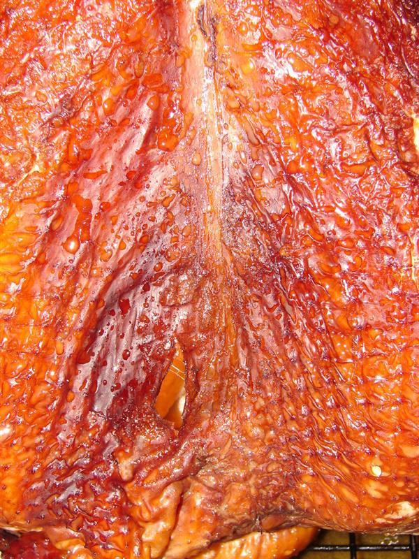 Baked Turkey Skin Texture by FantasyStock photoshop resource collected by psd-dude.com from deviantart