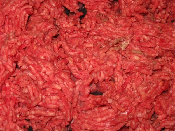 Beef Raw Meat Texture