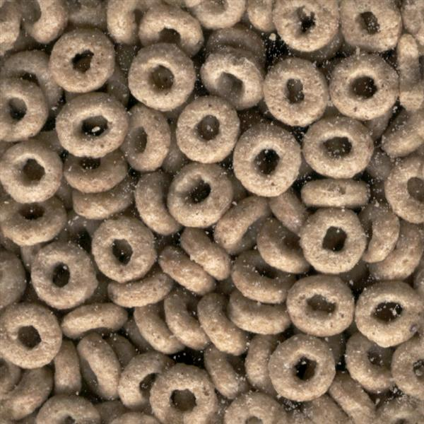 Seamless Cheerio Tiled Texture by FantasyStock photoshop resource collected by psd-dude.com from deviantart