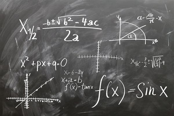 Mathematics formula Chalkboard School Background Free