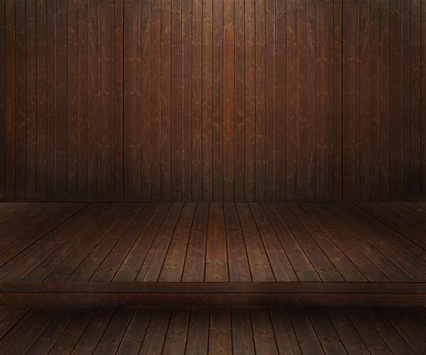 Wood Board Room Background Image