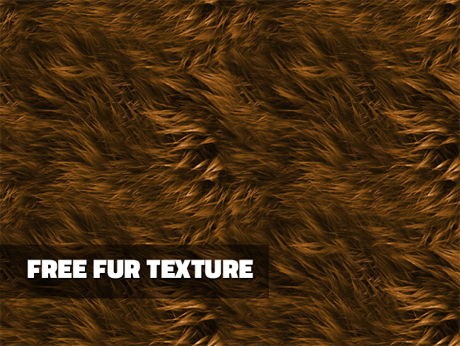 Animal Fur Texture Free Commercial Use