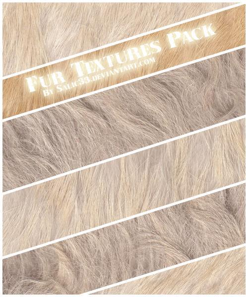 Fur Textures Free Pack