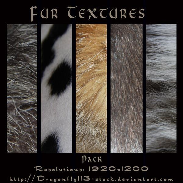 Fur Textures Pack Download