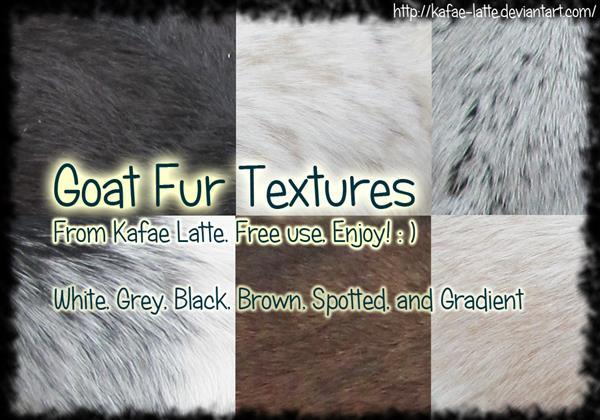 Goat Fur Texture Pack Free