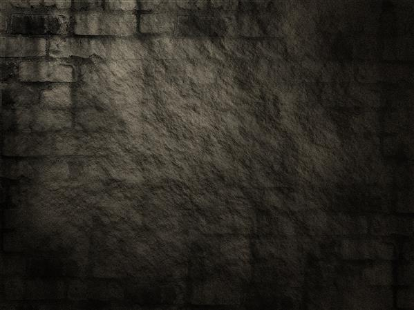 Dark Grunge Rock wall gritty brick texture