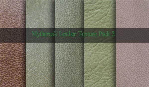 Leather Free Texture Pack
