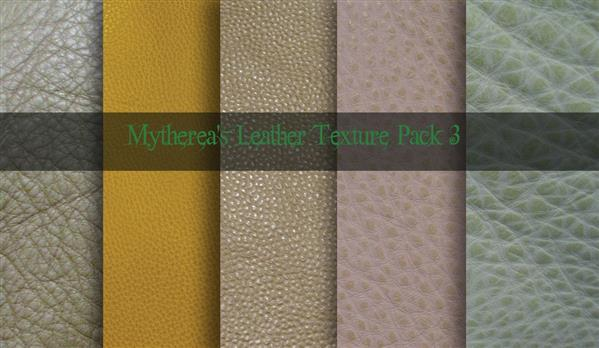 Leather Texture Collection