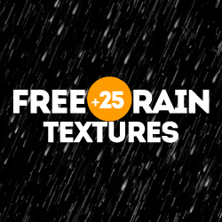 Free Rain and Raindrop Textures for Photoshop | PSDDude psd-dude.com Resources