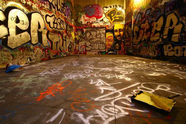 Free Graffiti Background