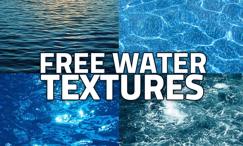 Free Water Texture Images (High Quality) | PSDDude