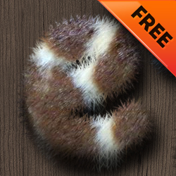 Photoshop Fur and Furry Effect Free Action psd-dude.com Resources