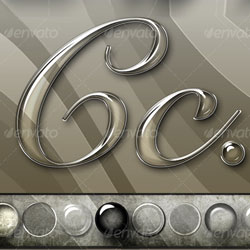 Photoshop Text Effects Tutorials 2013 Photoshop Glass Effect...