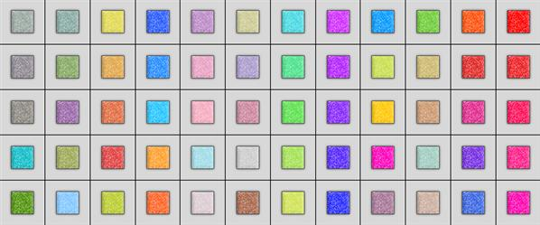 60 Glitter Photoshop Styles by rocked-out photoshop resource collected by psd-dude.com from deviantart