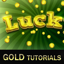 <span class='searchHighlight'>Gold</span> Text Photoshop Tutorials psd-dude.com Resources