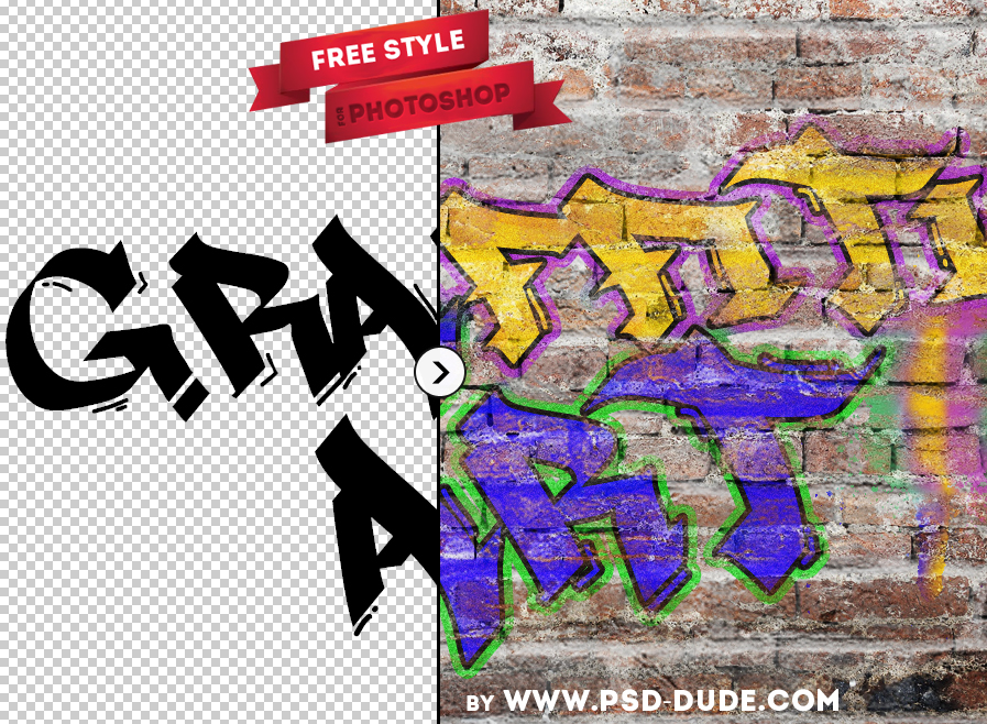 Superior Graffiti Websites #2: Graffiti-art-photoshop-text.jpg