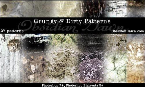 Grungy
