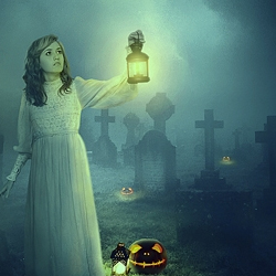 Creepy Photoshop Tutorials for Halloween psd-dude.com Resources