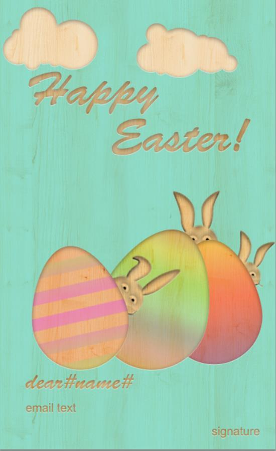 How to create a Vintage Style Easter Card in Photoshop