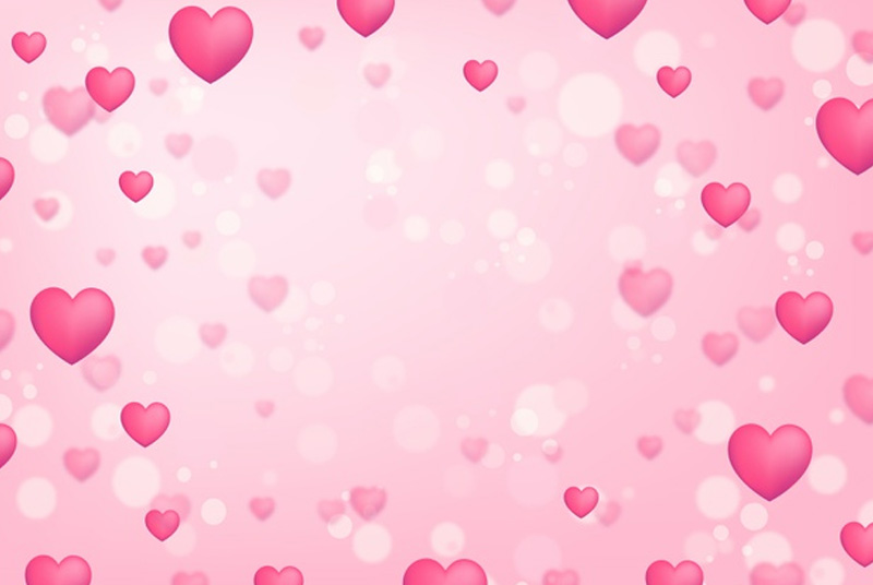 Cute Valentines Background
