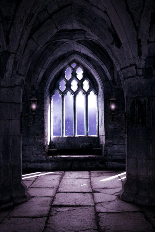 Gothic Romance Photoshop Premade Background