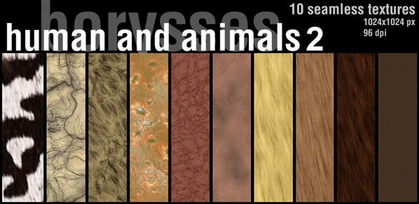 Human and animals Fur Leather and Skin