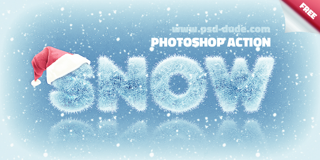 Winter Photoshop Actions by sevenstyles | GraphicRiver
