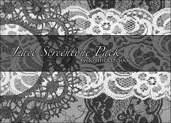 Lace Textures for Phooshop