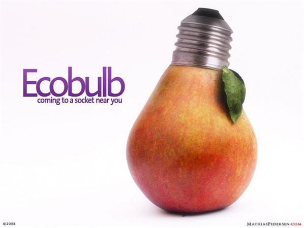 Ecobulb Photo Manipulation