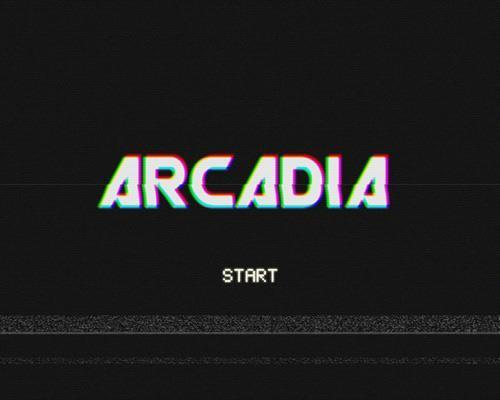 Arcadia 80s VHS Text Effect in Photoshop