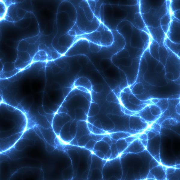 Blue Lightning Stock by rustymermaid-stock photoshop resource collected by psd-dude.com from deviantart