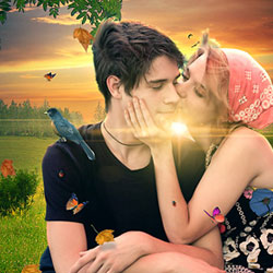 Love Inspired Photoshop Manipulation Tutorials for <span class='searchHighlight'>Valentine</span> Day ... psd-dude.com Resources