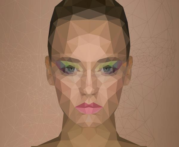 How to Make a Low-Poly Portrait