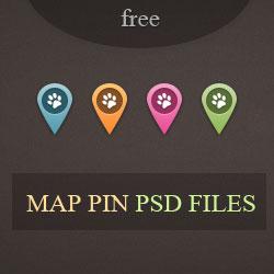 <span class='searchHighlight'>Map</span> Pin PSD Free Download | PSDDude psd-dude.com Resources