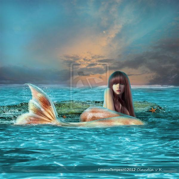 The Last Mermaid Photo Manipulation