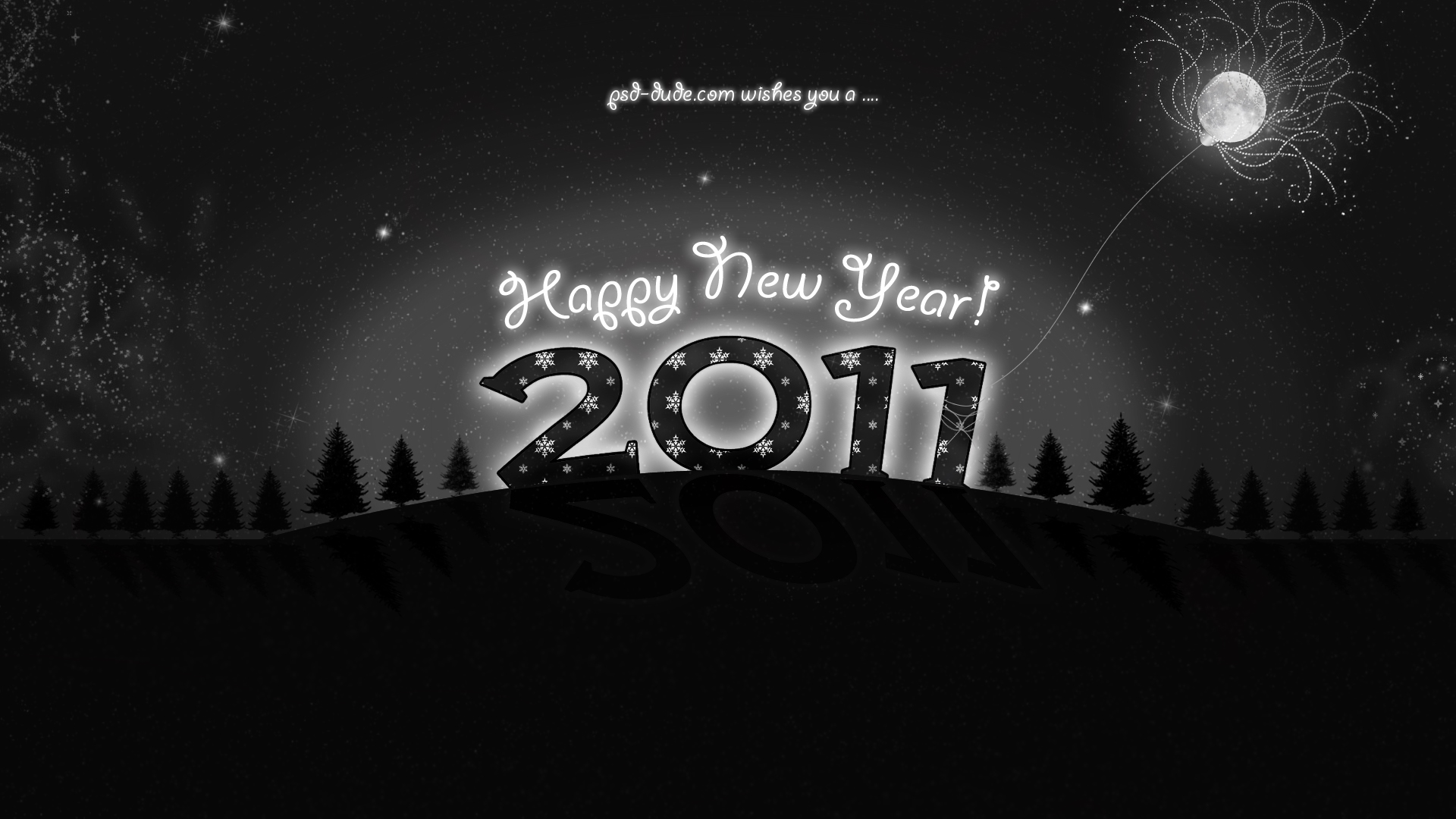 download happy new year 2011 wallpaper size 1920x1080