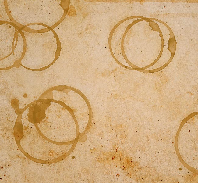 Coffee Stain Grunge Texture Free Download