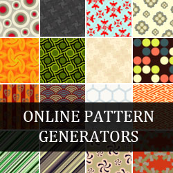 Online Background Pattern Generators psd-dude.com Resources