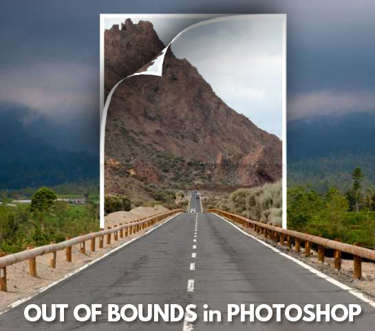 Out of Bounds Frame Effect Photoshop Tutorials | PSDDude