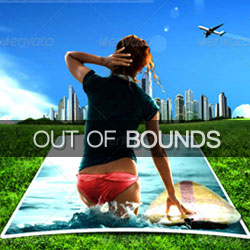 Out of Bounds <span class='searchHighlight'>Frame</span> Effect Photoshop Tutorials | PSDDude psd-dude.com Resources