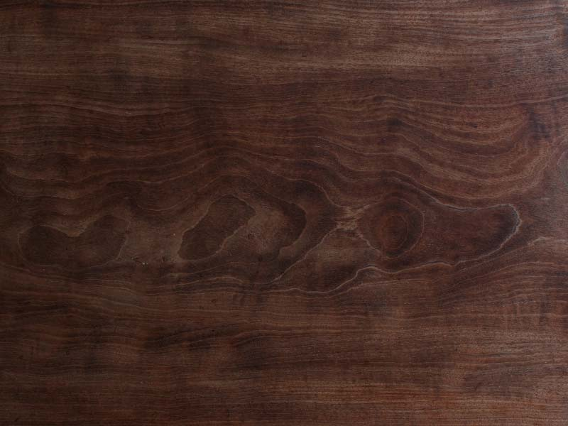 Solid Dark Wood Grain Texture