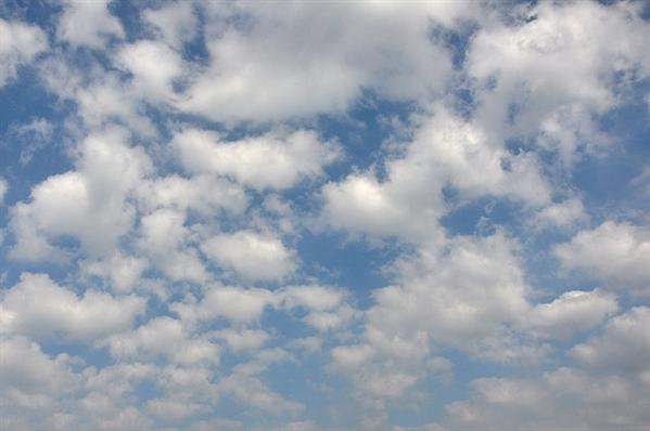 Scattered Clouds  Texture