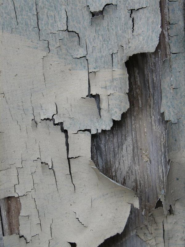 Peeling Paint Wood Texture