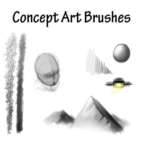 Photoshop Drawing Sketch Brushes