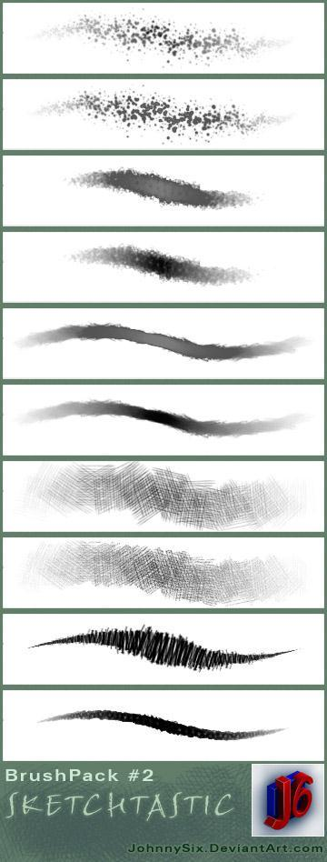 Sketch Brush Pack