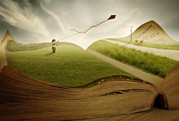 Storybook Surreal Fantasy Photo Manipulation