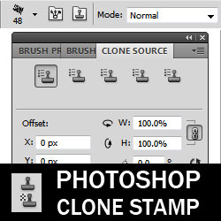 The Photoshop Clone <span class='searchHighlight'>Stamp</span> Tool psd-dude.com Resources