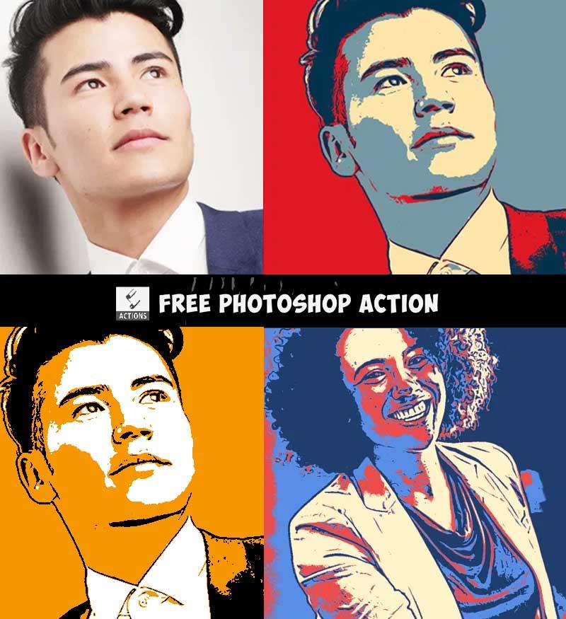 Photoshop Comics Effect Tutorials Psddude